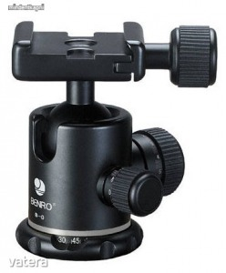 Benro BO Pro gömbfej PU50 cserelappal