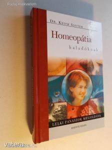 Keith Souter: Homeopátia haladóknak / Lelki panaszok megoldása (*KYS*)