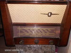 Tetra T325 régi rádió