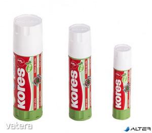 Ragasztóstift, 10 g, KORES Eco Glue Stick