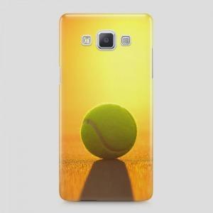tenisz mintás Samsung Galaxy S6 Edge tok
