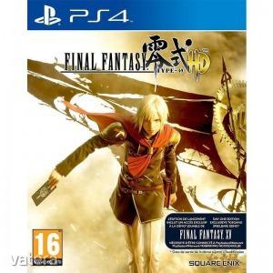 PS4  Játék Final Fantasy Type - 0 HD