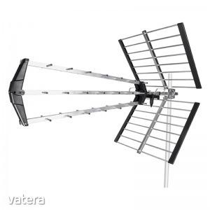 Sencor SDA-640 - Digitális kültéri antenna, DVB-T,  120km