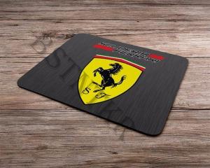 Ferrari Scuderia mintás egérpad