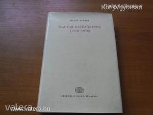 Hajdú Mihály: Magyar becézőnevek 1770-1970 (*510)