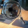 Nagy USB asztali ventilátor