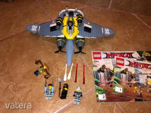 Lego Ninjago movie - 70609 - Manta Ray Bomber - cápa vizijárgány