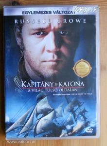 Kapitány és katona - A világ tulsó oldalán (DVD) (meghosszabbítva: 2658409220) - Vatera.hu Kép
