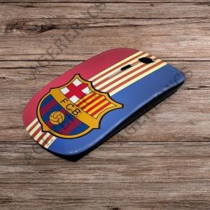 FC Barcelona mintás vezeték nélküli egér