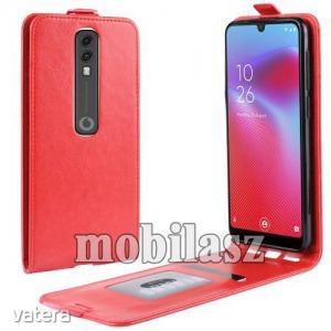 Vodafone Smart V10, Flip mobiltok, lefelé nyíló, Piros