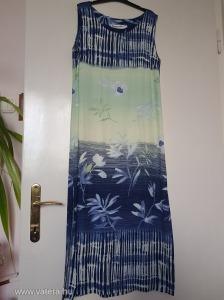 Női átmenetes virágos nyári ruha 14-es -----INGYENES szállítás 55859ceaae