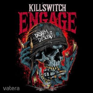 Killswitch Engage - Disarm. SFL. felvarró
