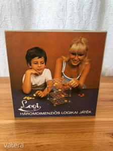 LOGI térbeli logikai játék