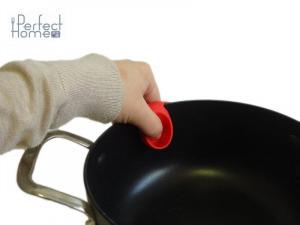 Perfect home szilikon edényfogó kesztyű mágneses 1 darab