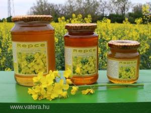 Termelői, repce méz, mézes termék, egészség, egészséges táplálkozás! 500g