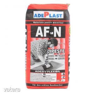 Adeplast flexibilis ragasztó, belső / külső használatra, szürke, 25 kg