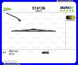 HONDA  ACCORD  8  2008.07-2012  /CU2/  Ablaktörlő  lapát  utas  oldal  1db/550mm  (VM11)    {VALE...