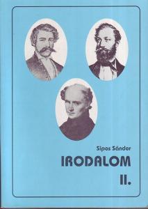 Sipos Sándor: Irodalom II. - PE 0021