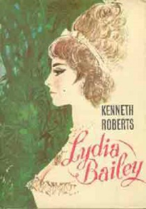 Kenneth Roberts: Lydia Bailey