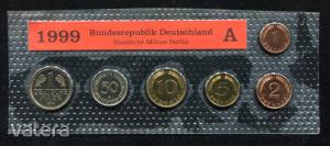 1999 A  Németország  nylon tokos forgalmi sor  BG32