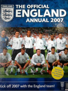 The Official England Annual 2007