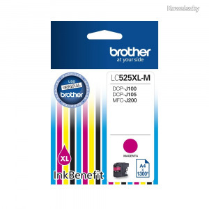 Brother LC-525XL-M Magenta LC525XLM