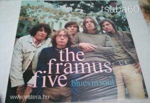 Framus Five, The – Blues In Soul