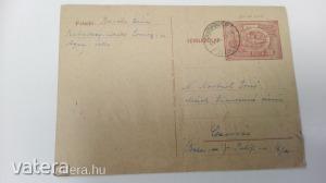 Levelez?lap / Bartha Dénes és Norbert Ern? levelezése (*45)