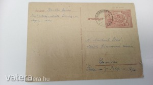 Levelezőlap / Bartha Dénes és Norbert Ernő levelezése (*45)