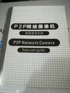 IP kamera WIFI - s eladó