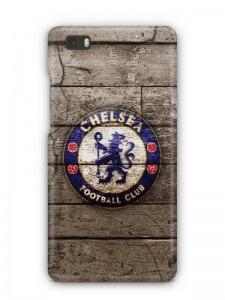 Chelsea mintás Huawei P8 tok hátlap