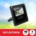 LED kültéri reflektor 10w