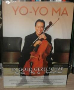 YO-YO MA - In Wonderland / 4cd / CD
