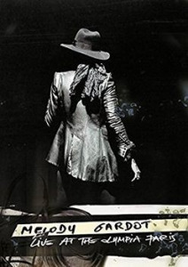 MELODY GARDOT - Live At The Olympia DVD