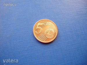 ÍRORSZÁG 5 EURO CENT 2006 ! UNC! RITKA!