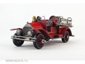 0O119 Tűzoltó veterán autó modell 16.5 cm - 19125 Ft - Vatera.hu Kép