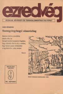 Ezredvég 1992. szeptember