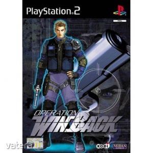 PS2  Játék Operation Winback