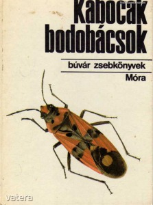 Búvár zsebkönyvek-Kabócák, bodobácsok