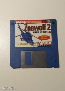 AMIGA Játék Zeewolf 2 Wild Justice - DEMO - G