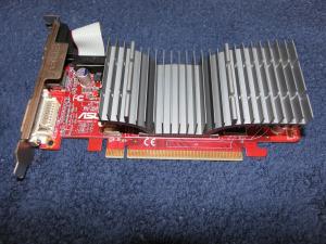 Asus EAH4350 PCIE videokártya