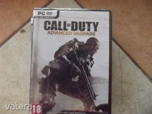 Pc-11 Pc Eredeti Játék : Call of Duty Advanced Warfare  Új Bontatlan
