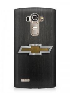 Chevrolet mintás LG G4 tok hátlap