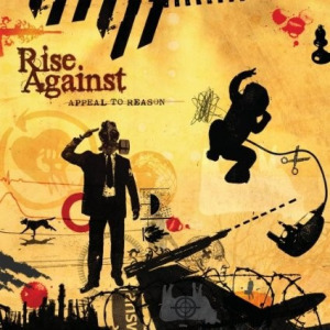 RISE AGAINST - Appeal To Reason CD