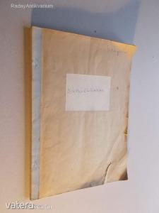 Müller Péter: Búcsúelőadás (szövegkönyv) (*KYO) - 1500 Ft Kép