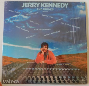 Jerry Kennedy - Jerry Kennedy and Friends LP (VG+/VG+) USA