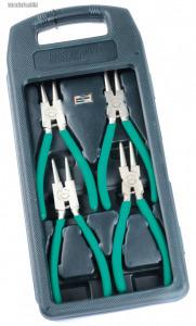 MAN-10471 Seeger gyűrű fogó készlet, 4 részes