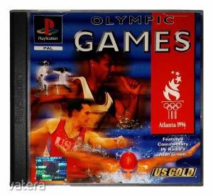 PS1  Játék Olympic Games - Atlanta 1996