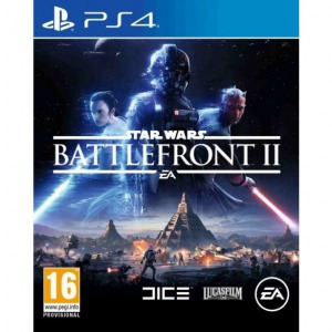 Ps4 star wars battlefront ii - Játék