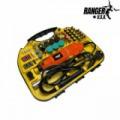 Ranger USA Multifunkciós Mini köszörű és fúrógép készlet 180W DG-180